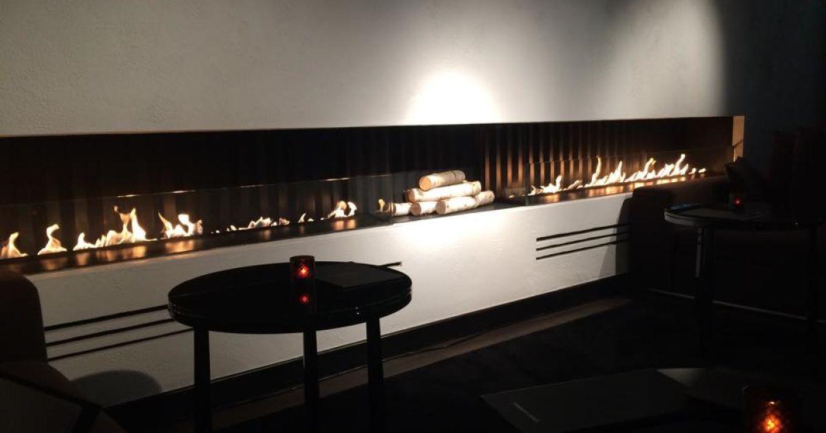 VIP-ресторан без вивіски розташований над найдорожчим бутіком столиці @ ТСН.ua