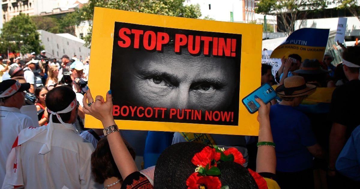 СНБО собирается ввести санкции против России - СМИ