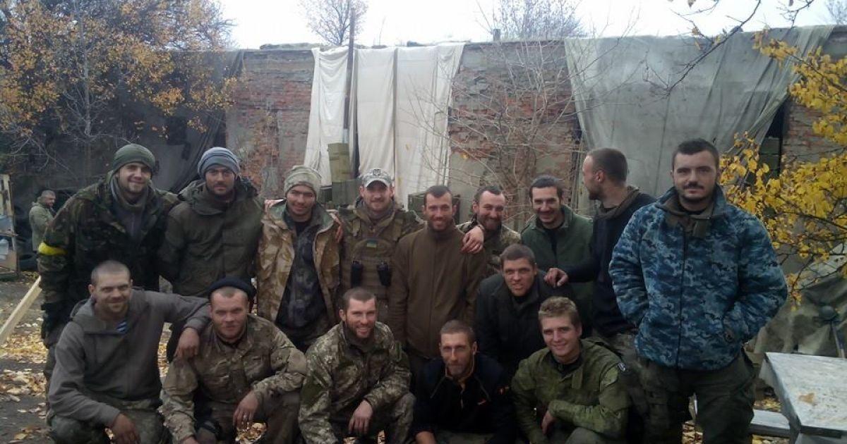 """""""Киборги"""" из 79-й бригады поехали отдыхать в Николаев @ facebook.com/Позывной Маршал"""
