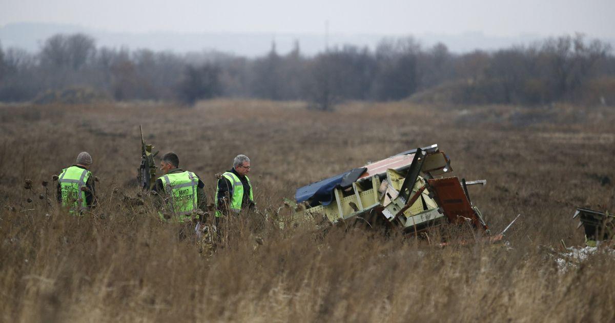 Малайзия оценила доклад Нидерландов о катастрофе MH17