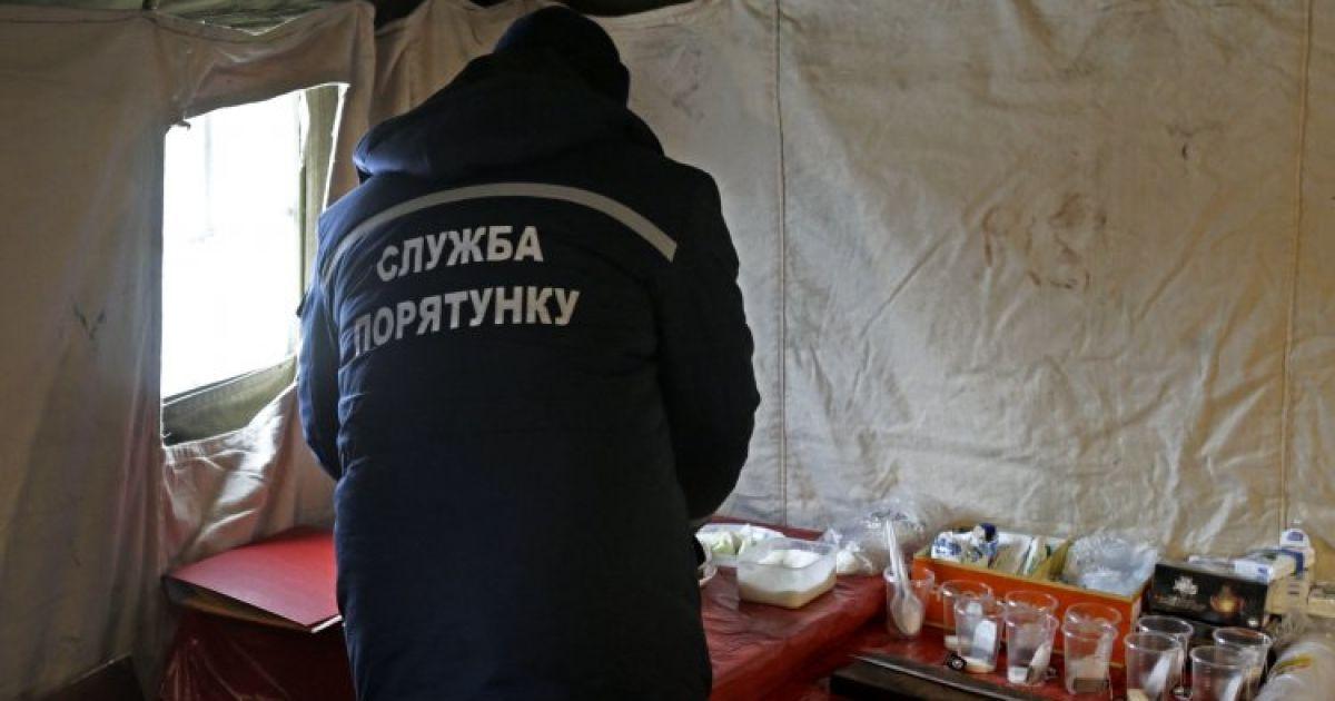 У Києві відкрили пункти обігріву @ УНІАН