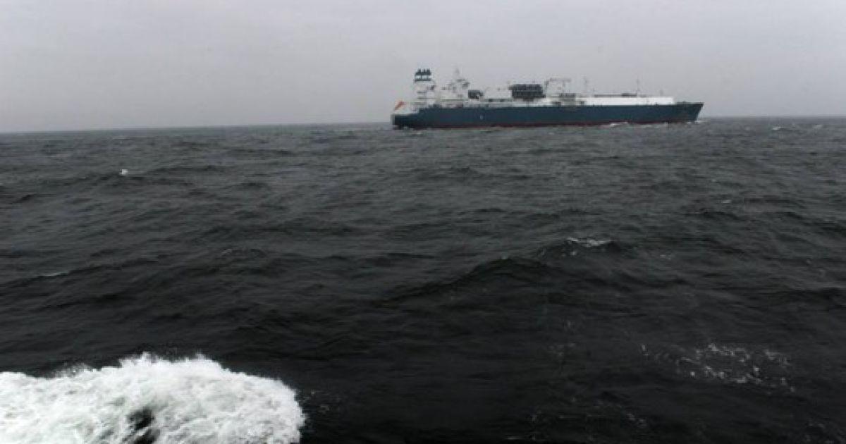 До Литви прибуває перший танкер із газом із Норвегії @ Fighthype.com