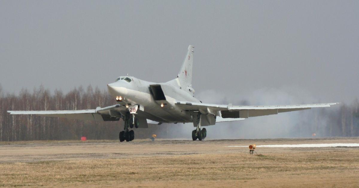 Из-за авиакатастрофы бомбардировщика в России умер третий летчик