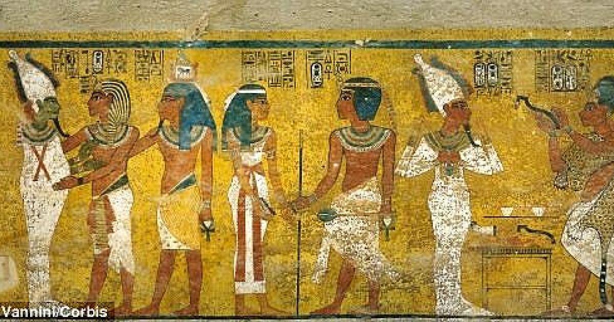Батьки фараона Тутанхамона були братом і сестрою