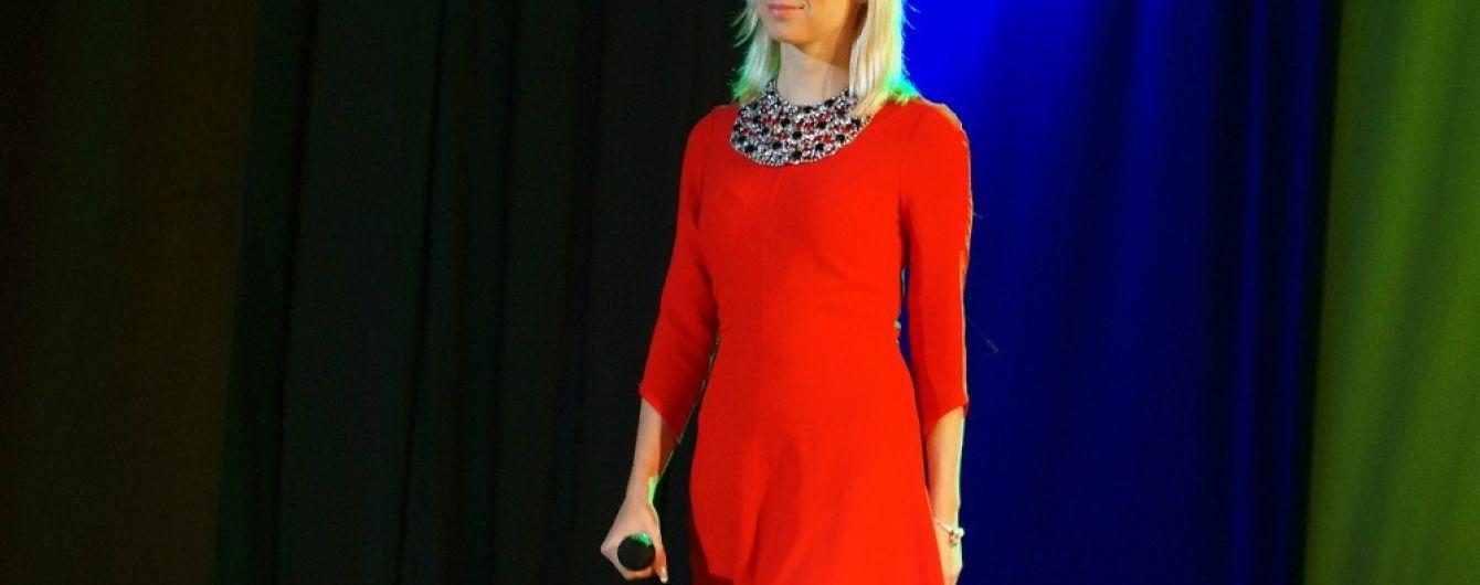 Тоня Матвиенко прокомментировала слухи о своей беременности