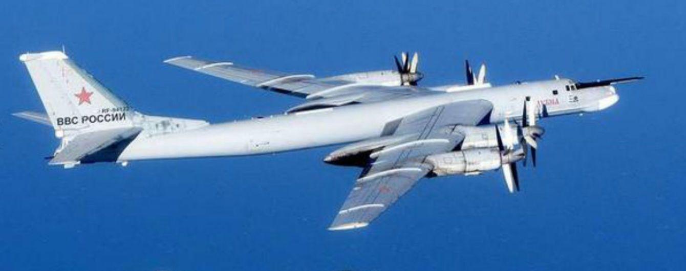 Біля берегів Аляски виявили російські бомбардувальники - ЗМІ