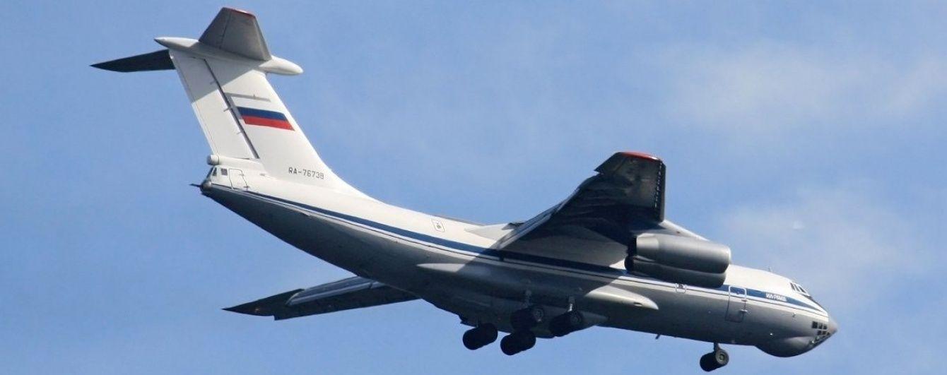Эстония заявила, что российский Ил-76 нарушил воздушное пространство над Балтикой