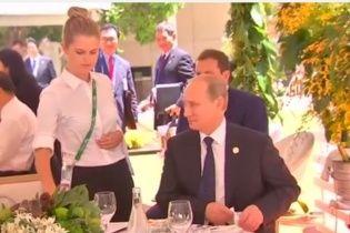 Путина на саммите G20 проигнорировали даже во время ланча