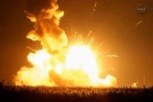 Antares с грузом для МКС взорвалась из-за российских двигателей - космическое агентство Украины