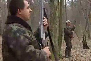 Друзья Януковича до сих пор охотятся на своих таинственных охотничьих угодьях по всей Украине