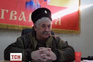 """""""Донські казаки"""" на Сході підпорядковуються """"президенту Путіну та Богу"""""""