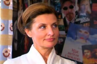 Жена Порошенко извинилась за свой украинский, который тщательно изучает