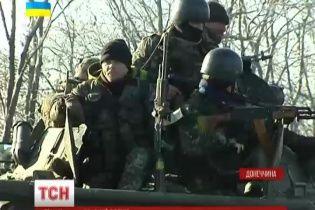 Під Вуглегірськом сили АТО ведуть контрбатарейну боротьбу з бойовиками
