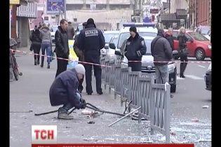 В центре Харькова прогремел мощный взрыв