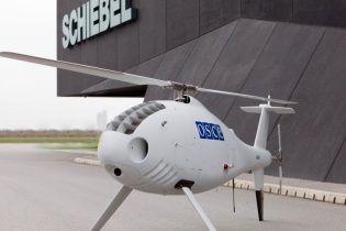 ОБСЕ успешно испытала свои беспилотники в небе Мариуполя