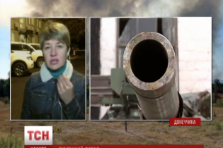 Бойовики обстріляли Новотроїцьке поблизу Маріуполя