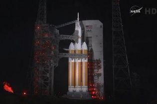 Исторический запуск NASA космического корабля Orion. Онлайн-трансляция