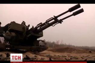 У короткому бою під Березовим бійці АТО знищили дев'ятьох бойовиків