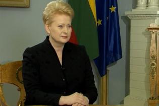 У Кремля неожиданно появился новый враг - президент Литвы, которая пообещала мощную помощь Украине