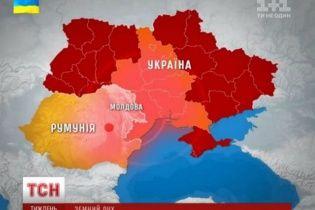 Після вчорашнього землетрусу Україна в найближчі дні може пережити ще кілька таких поштовхів