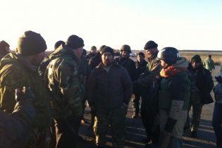 Из окруженного 32-го блокпоста вышли все украинские военные