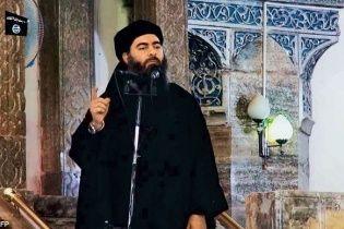 """В Ираке ранен лидер """"Исламского государства"""" - СМИ"""