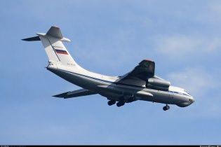 Естонія заявила, що російський Іл-76 порушив повітряний простір над Балтикою