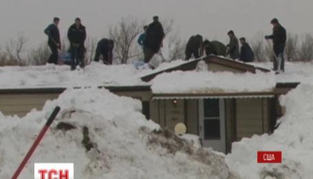 После жуткого снегопада Нью-Йорку грозит наводнение