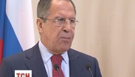 Росія не буде благати Захід скасувати санкції - Лавров