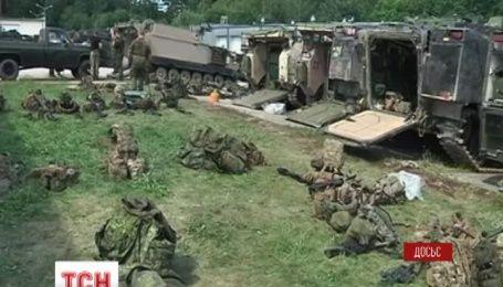 """В Литве стартуют учения НАТО """"Железный меч"""""""