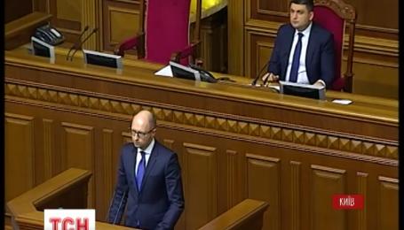 Парламент переутвердил двух министров