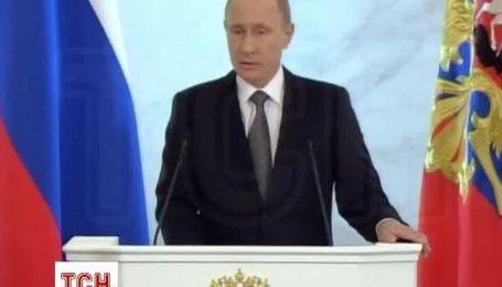 """Путін дав свою оцінку подіям в Україні і розповів про """"змову"""" проти Росії"""