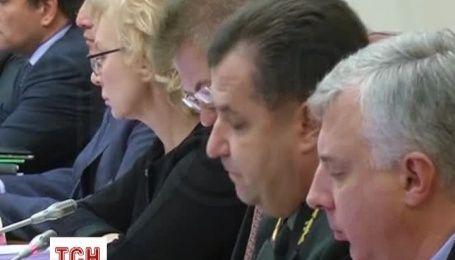 Министр обороны заявил, что сейчас ведется тщательная подготовка сил АТО