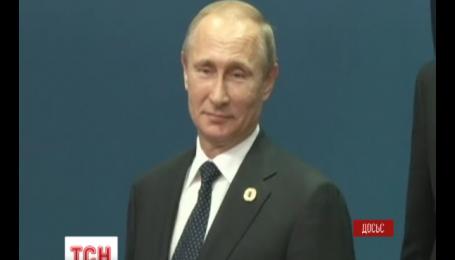 Путин боялся, что на саммите большой двадцатки его могут отравить