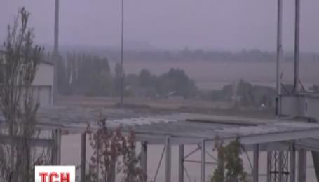 Боевики обстреливают Донецкий аэродром отовсюду