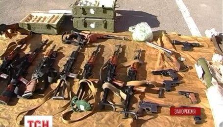 У Запоріжжі ліквідували найбільший канал постачання зброї із зони АТО
