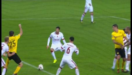 Боруссія Дортмунд - Галатасарай - 2:0. Відео голу Папастатопулоса