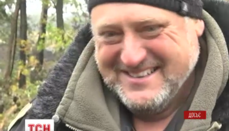 В Киев привезли тело легендарного бойца Балу