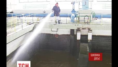 В Черновцах из-за долгов могут остаться без водоснабжения