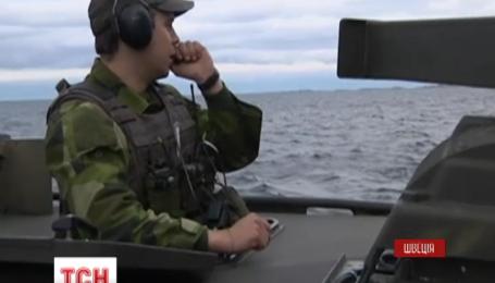 Швеція готова застосувати військову силу проти чужої субмарини