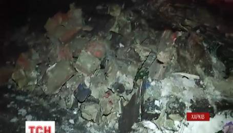 В центре Харькова взорвали памятник УПА