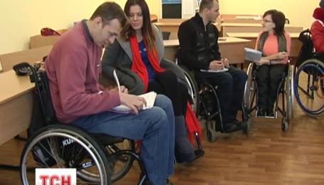 Для бойцов-инвалидов организуют курсы английского