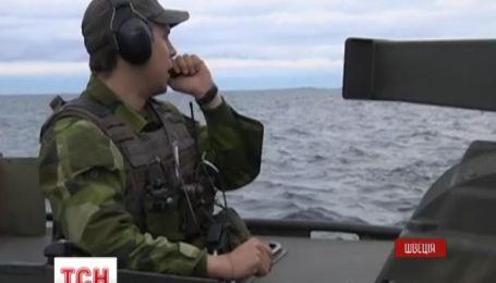 Швеция зафиксировала вторую подводную лодку в своих территориальных водах