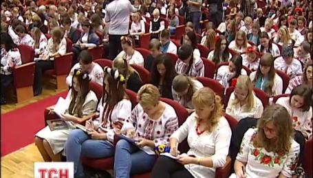 Студенты Киевского университета имени Бориса Гринченко установили рекорд