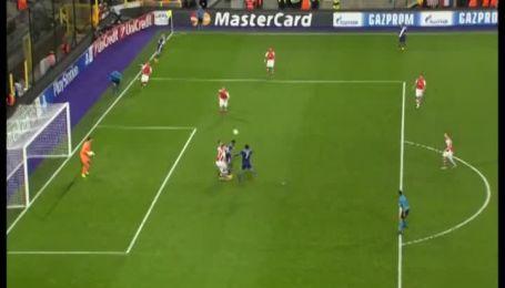 Андерлехт - Арсенал - 1:2. Відео матчу