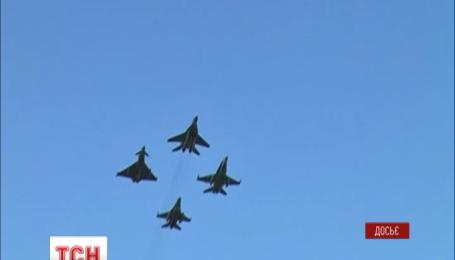 Росія нарощує активність у небі над Європою