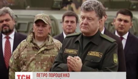 Президент України назвав аморальною відмову Верховної Ради дозволити голосувати бійцям
