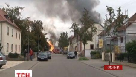 У Німеччині вибухнув газопровід, який належить Газпрому