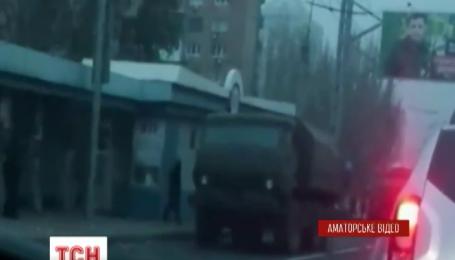 У Донецьку надвечір постріли було чути у всіх районах