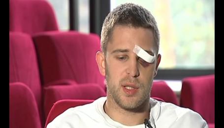 Травмований динамівець Кравець сподівається таки поїхати у збірну України